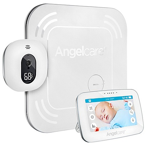 Angelcare 174 Ac417 4 3 Quot Touchscreen Movement Video And