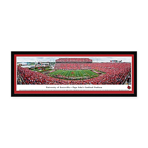 University of Louisville Papa John\'s Cardinal Stadium Panoramic ...