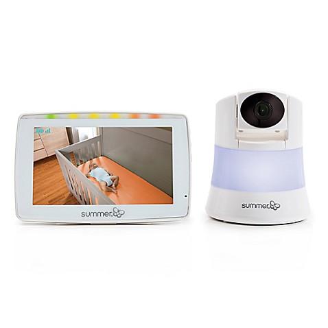 video monitors summer infant wide view 2 0 digital color video monitor. Black Bedroom Furniture Sets. Home Design Ideas