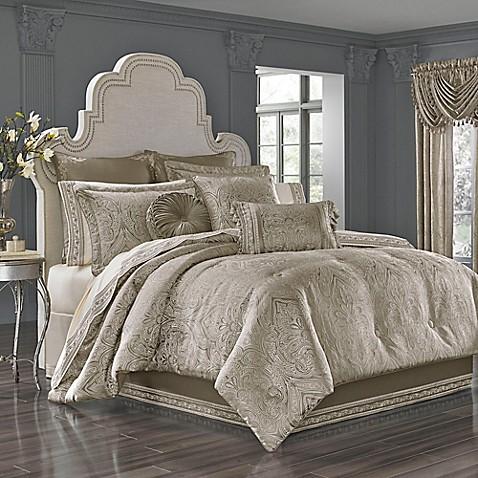 buy j queen new york corinna queen comforter set in