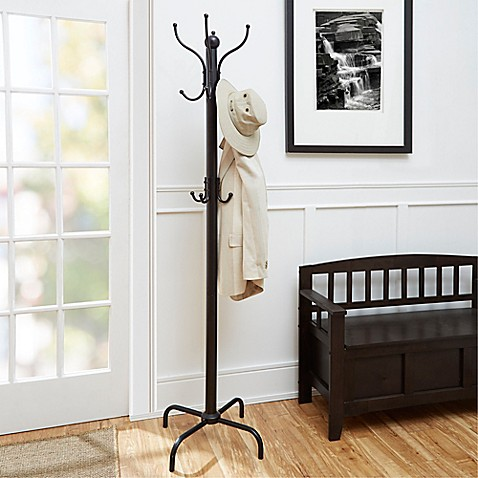 12 Hook Coat Rack Bed Bath Amp Beyond