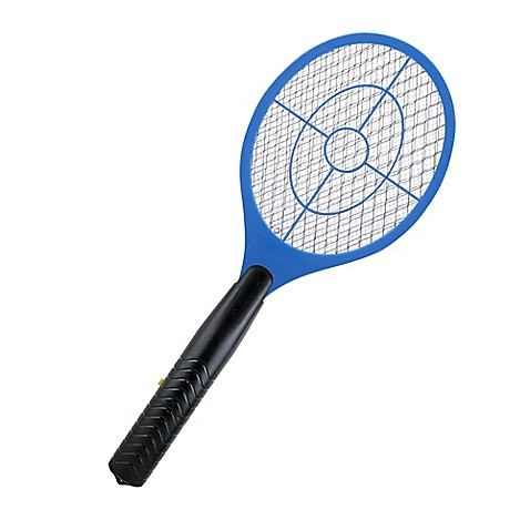 Mosquito And Flying Insect Bug Zapper Racket Bed Bath