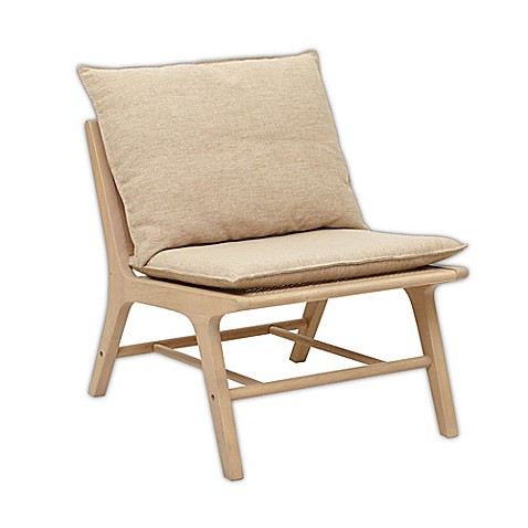 INK+IVY® Melbourne Lounger in Tan/Natural at Bed Bath & Beyond in Cypress, TX   Tuggl