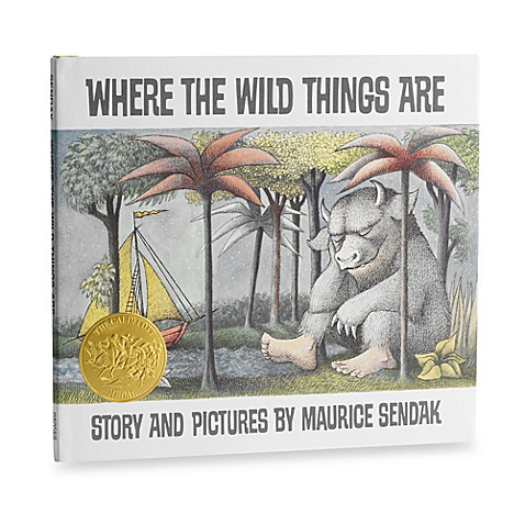 Where The Wild Things Are Book By Maurice Sendak From