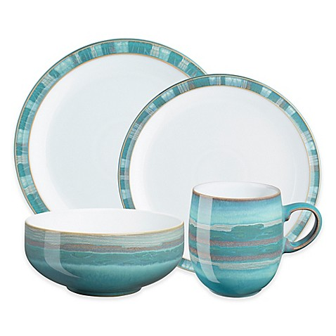 Denby Azure Coast Dinnerware Bed Bath Amp Beyond