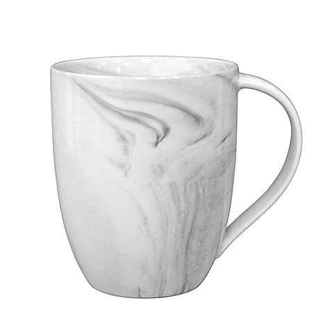 Artisanal Kitchen Supply® Coupe Marbleized Mugs in Grey (Set of 4) at Bed Bath & Beyond in Cypress, TX | Tuggl