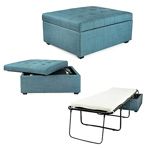 Ibed Convertible Ottoman Bed Bed Bath Amp Beyond