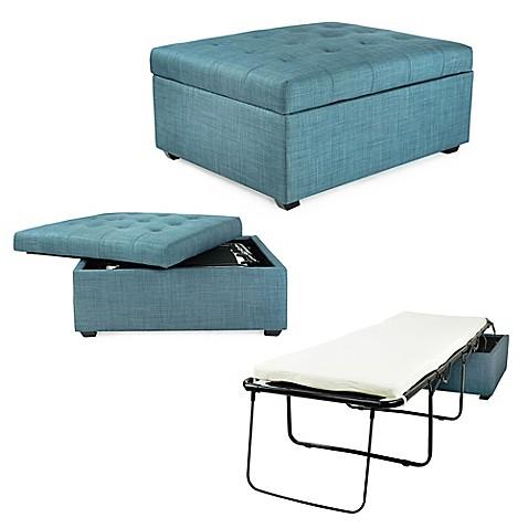 Brilliant Truck Foot Stool Ibed Convertible Ottoman Bed Bed Bath Machost Co Dining Chair Design Ideas Machostcouk