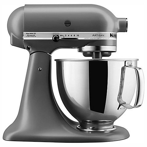 Buy Kitchenaid 174 Artisan 174 5 Qt Stand Mixer In Matte Grey