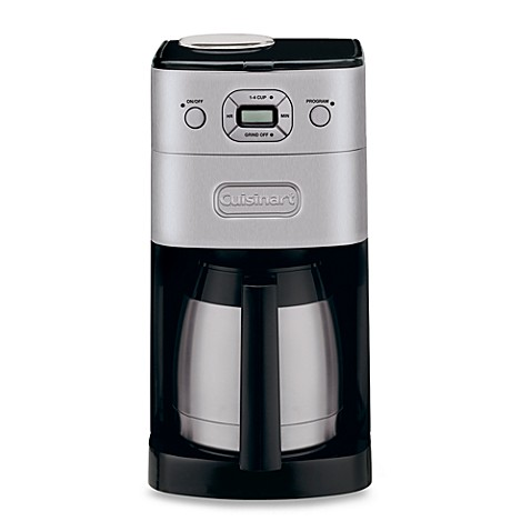 Cuisinart 174 Grind Amp Brew Thermal 10 Cup Automatic Coffee