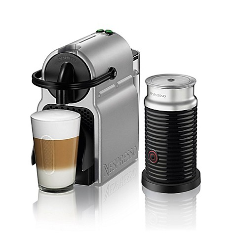 Nespresso 174 By De Longhi Inissia Espresso Maker Bundle With