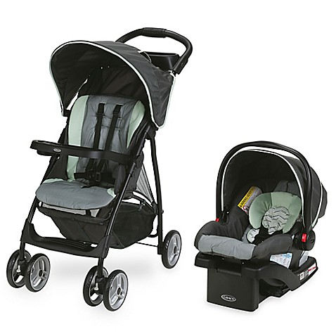 graco literider lx stroller travel system in landry buybuy baby. Black Bedroom Furniture Sets. Home Design Ideas