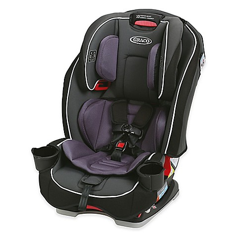 Graco 174 Slimfit All In One Convertible Car Seat In Anabele