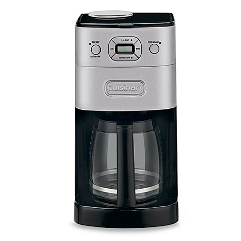 Cuisinart 174 Grind Amp Brew 12 Cup Automatic Coffee Maker