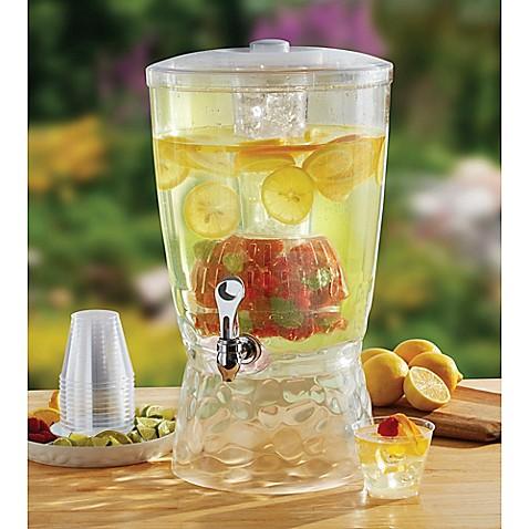 Buy Creativeware 3 Gallon Beverage Dispenser With Infuser