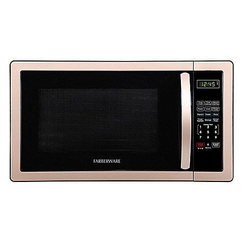 Farberware 174 Classic 1 1 Cubic Foot Microwave Oven In