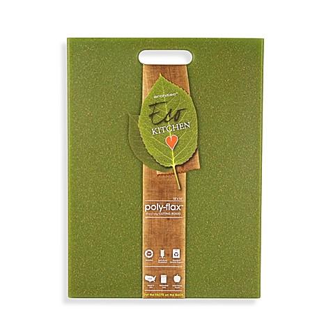Architec 174 Poly Flax 12 Inch X 16 Inch Cutting Board In