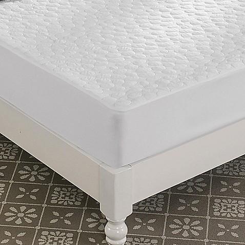 Greenzone Tencel Pebbletex™ Mattress Protector at Bed Bath & Beyond in Cypress, TX | Tuggl