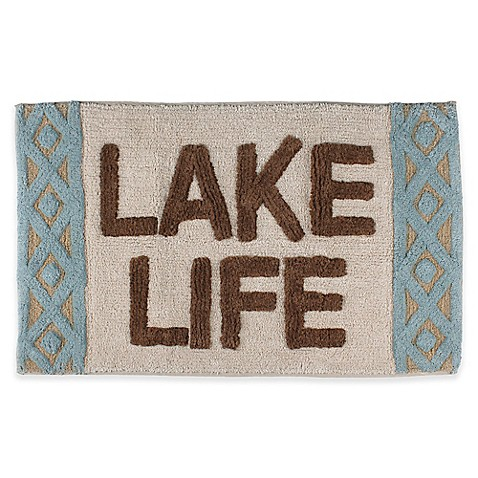 Saturday Knight Lake House Bath Rug Bed Bath Beyond