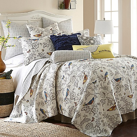 Levtex Home Clea Quilt Set Bed Bath Amp Beyond