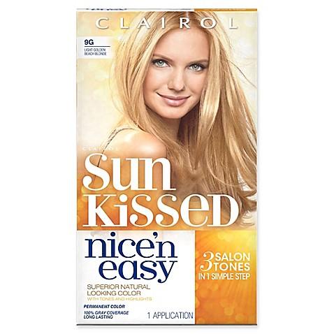 Buy Clairol® Nice 'n Easy Permanent Hair Color 9G/102G ...