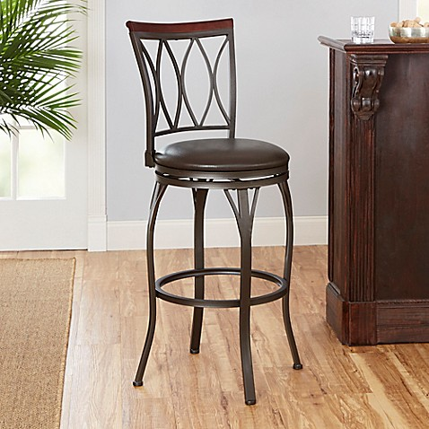 Cooper Bar And Counter Stool In Bronze Bed Bath Amp Beyond