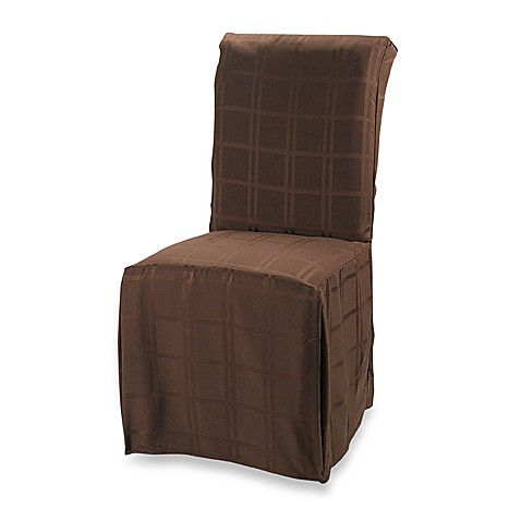 Buy OriginsTM Microfiber Dining Room Chair Cover From Bed
