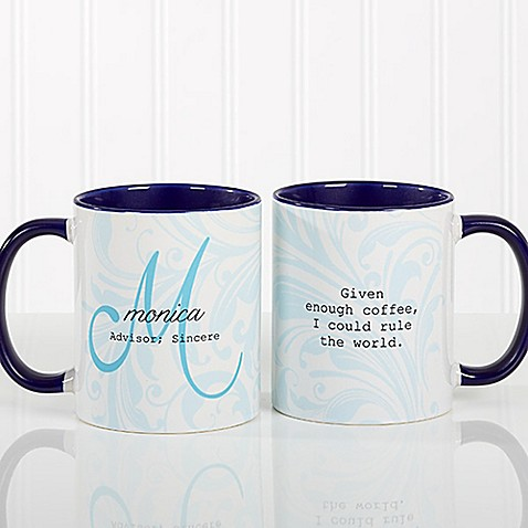 Name Meaning 11 oz. Coffee Mug at Bed Bath & Beyond in Cypress, TX | Tuggl