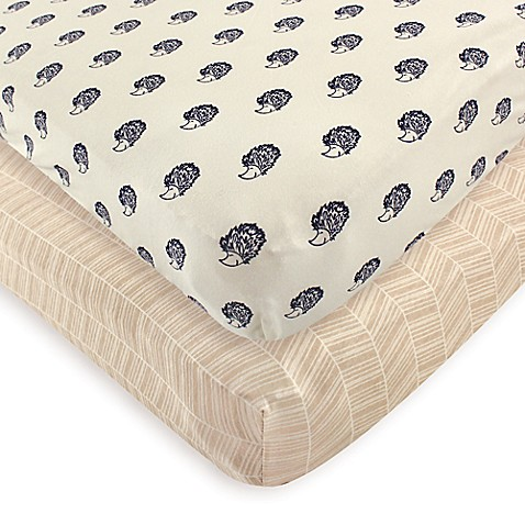 Baby Bedding Gt Touched By Nature 2 Pack Hedgehog Organic