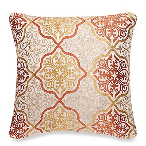Make-Your-Own-Pillow Omnia Square Throw Pillow Cover - Bed Bath & Beyond