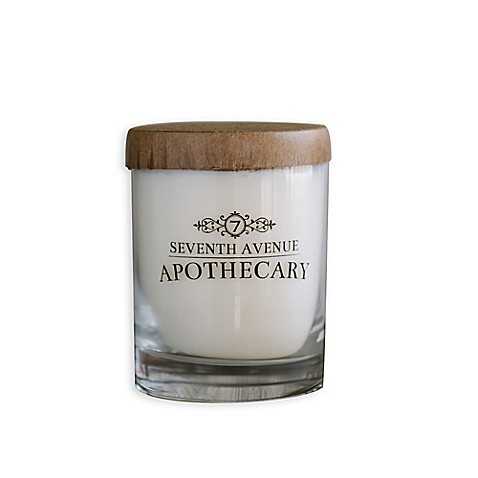 Seventh Avenue Apothecary Bayshore Orange + Sugarwood Hand Poured 2 Wick Glass Jar Soy Candle at Bed Bath & Beyond in Cypress, TX | Tuggl
