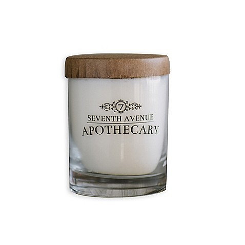 Seventh Avenue Apothecary Bayshore Hand Poured Double Wick Soy Glass Jar Candle Collection at Bed Bath & Beyond in Cypress, TX | Tuggl