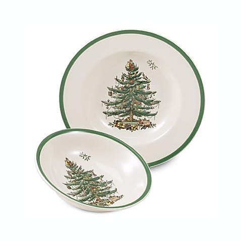 Spode Christmas Tree Cereal Bowl Bed Bath Beyond