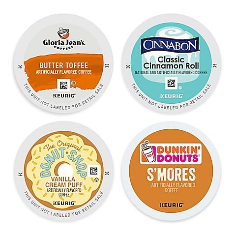 K Cup 174 Sweet Flavors For Keurig 174 Brewers Bed Bath Amp Beyond