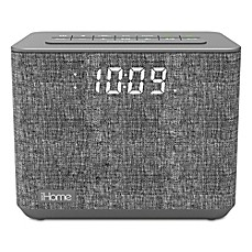 sound machine alarm clock bed bath and beyond
