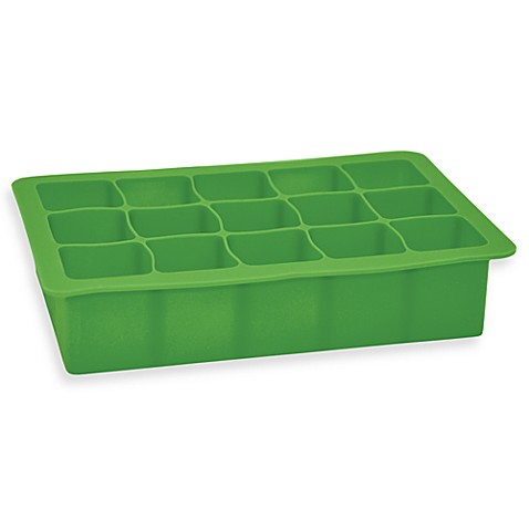 green sprouts® by i play.® Silicone Freeze Tray - buybuy BABY