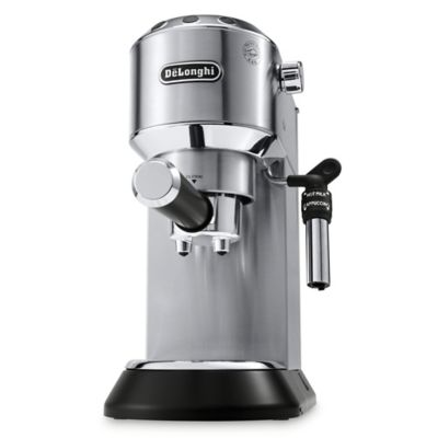 Delonghi Coffee Maker Ec7 : Buy De Longhi Dedica Deluxe Espresso Machine in Stainless Steel from Bed Bath & Beyond