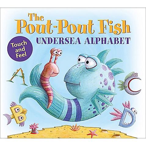 Buy the pout pout fish undersea alphabet touch and feel for Pout pout fish pdf