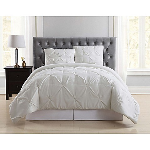 Truly Soft Pleated Comforter Set at Bed Bath & Beyond in Cypress, TX   Tuggl