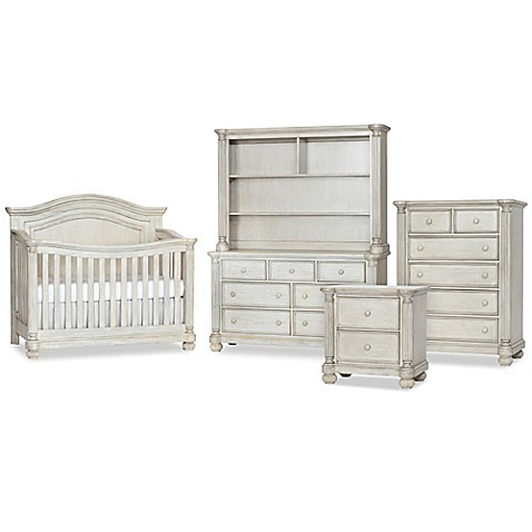 Kingsley Charleston Furniture Collection In Weathered White Buybuy Baby
