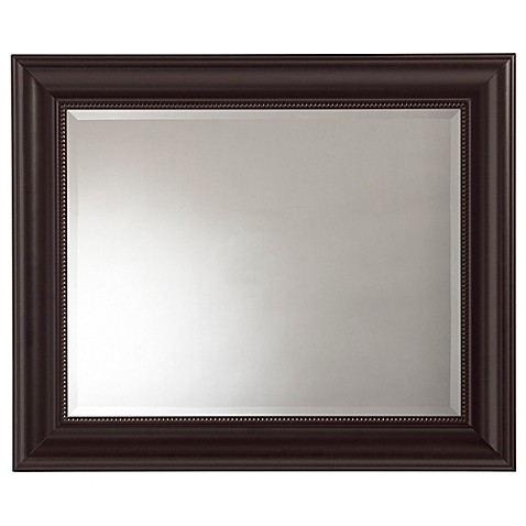 Buy Saranac Wall Mirror In Antique Bronze From Bed Bath Beyond