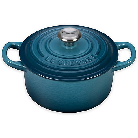 Le Creuset 174 Signature Round Dutch Oven Bed Bath Amp Beyond