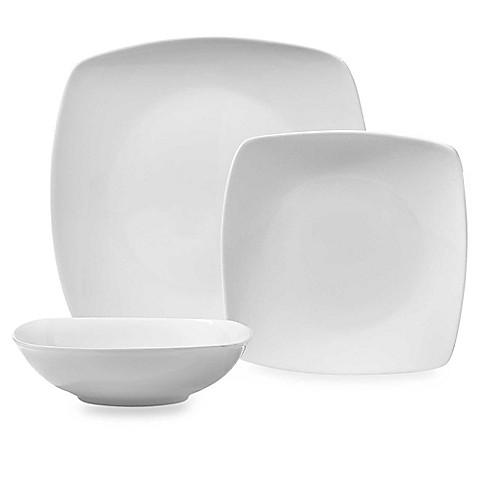 BIA Cordon Bleu Square White Dinnerware at Bed Bath & Beyond in Cypress, TX   Tuggl