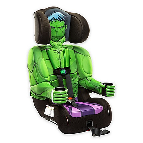 Kidsembrace 174 Marvel 174 Hulk Combination Booster Car Seat In