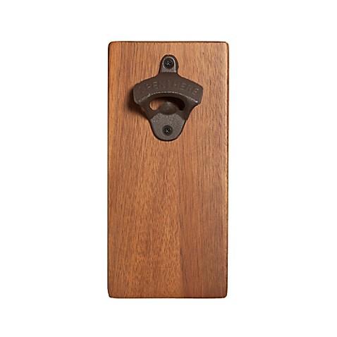 core bamboo magnetic bottle opener bed bath beyond. Black Bedroom Furniture Sets. Home Design Ideas