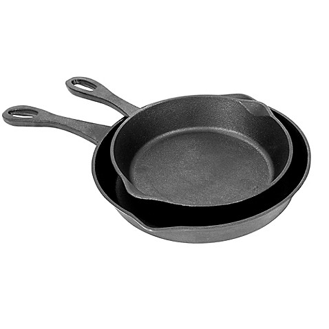 Cast Iron Skillet Set Bed Bath And Beyond