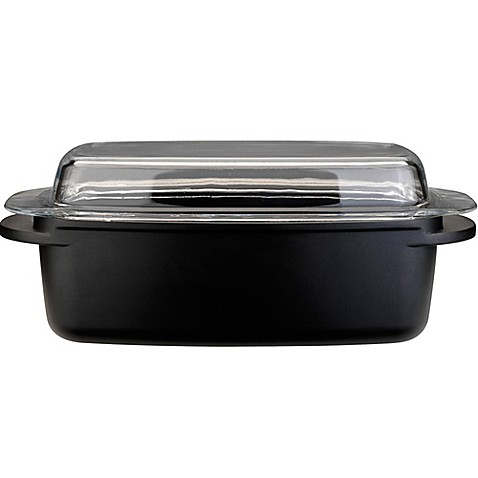 Berghoff 174 Cooknco 12 5 Inch Covered Roaster Bed Bath