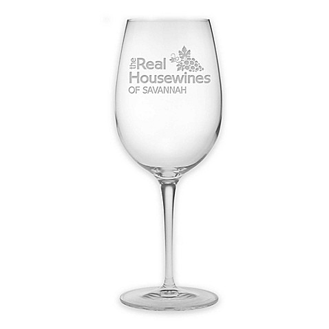 Susquehanna Glass Real Housewines Bordeaux Wine Glasses (Set of 4) at Bed Bath & Beyond in Cypress, TX | Tuggl