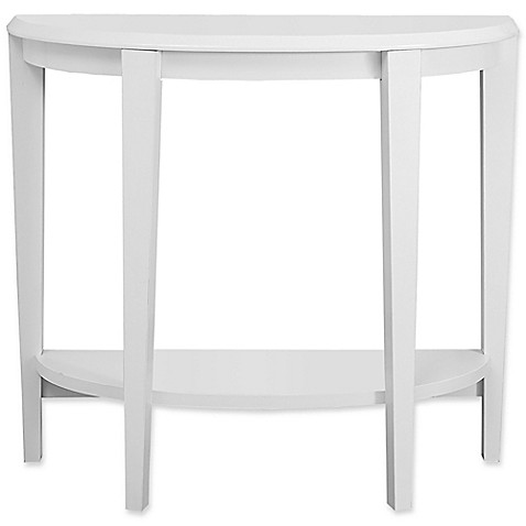 Buy monarch specialties 36 inch hall console table in for 36 inch console table