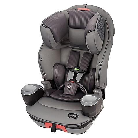 evenflo safemax 3 in 1 booster car seat with sensorsafe technology in charcoal fizz buybuy baby. Black Bedroom Furniture Sets. Home Design Ideas